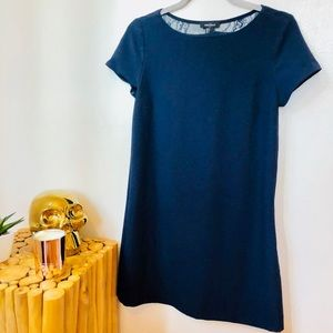 T-shirt shaped dress